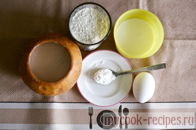 Products for pancake