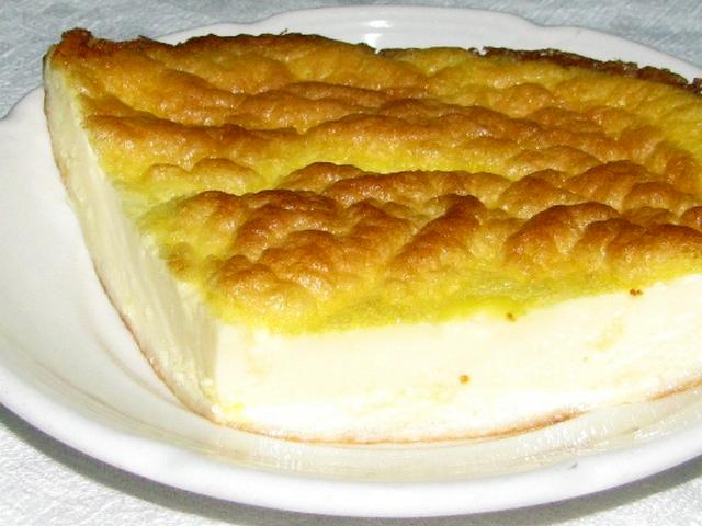 Омлет из яйца и молока