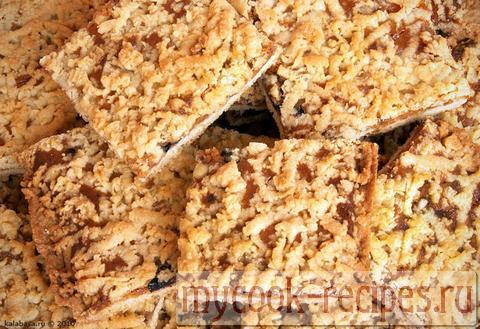 Как сделать печенье крошка - БТЛ-страна